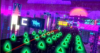 Neon Wasteland Screen 2