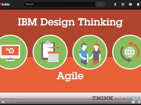 "UNPACKING: ""How it Works: IBM Design Thinking"""