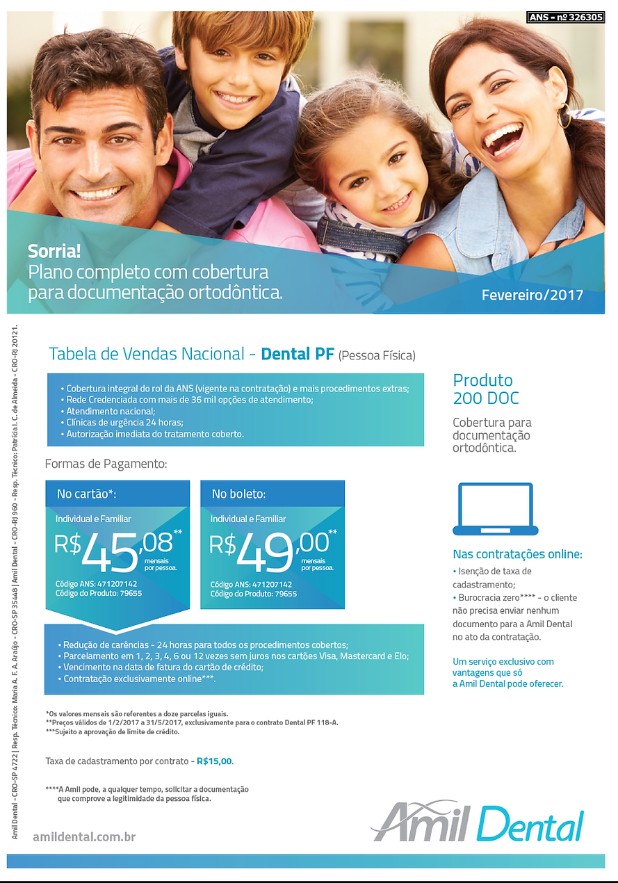 Plano Amil Dental
