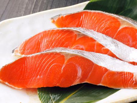 ★魚で風邪予防!!★ 鮭のはなし