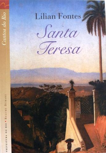 livro - Santa Teresa, CANTOS DO RIO