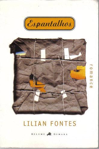 LIVRO- Espantalhos - romance