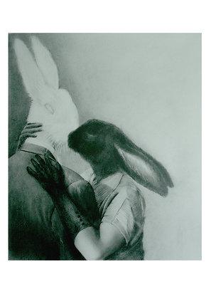 When Harvey Met Sally A4 Print