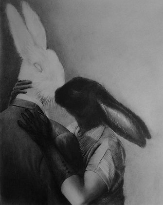 When Harvey Met Sally - A3 Print