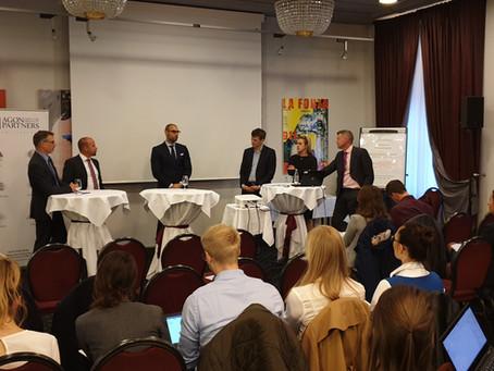 11th CLU: Einsatz und Grenzen der Digitalisierung beim Kartellrechts-Enforcement