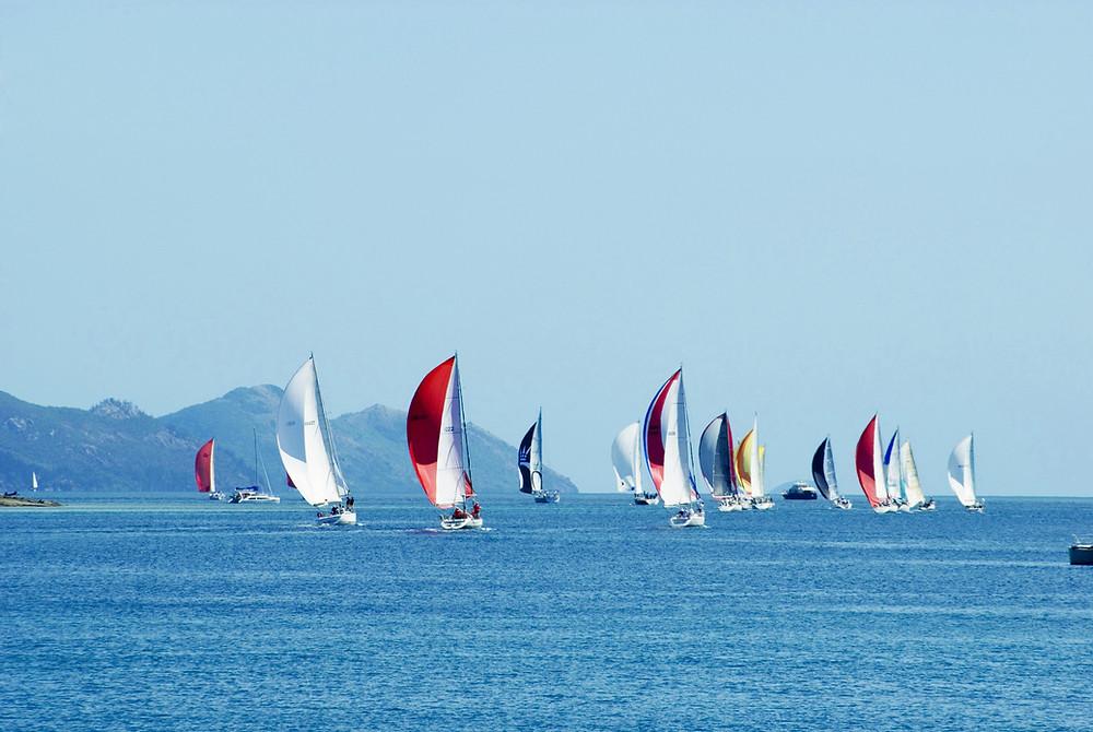 Maltese national regatta event in Malta.