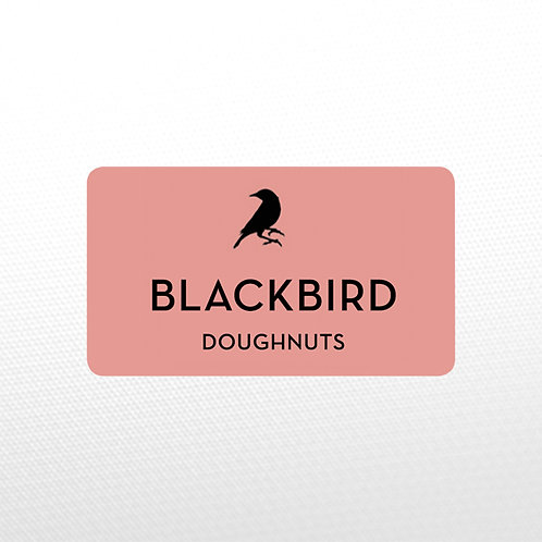 Blackbird Doughnuts Gift Card