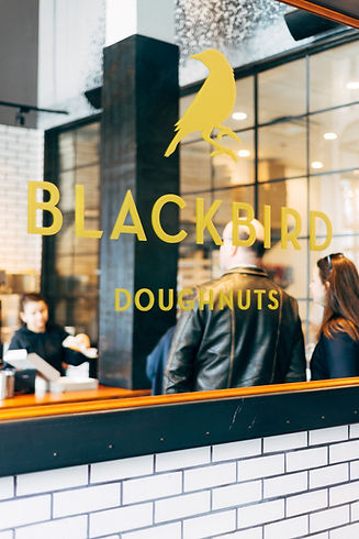 Blackbird Doughnuts Boston