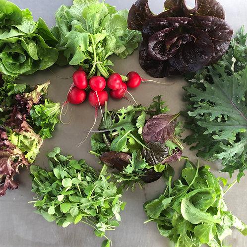 Farmer's choice veggie box