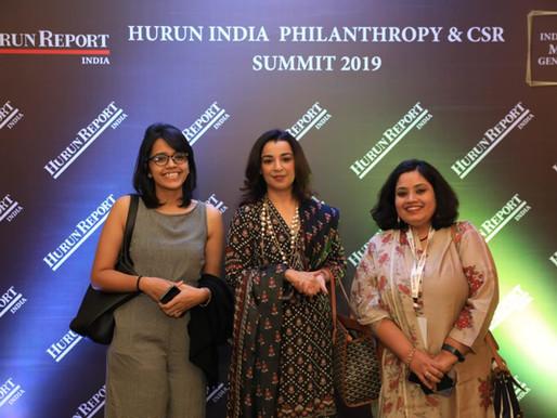 Edelgive Hurun Philanthropy Summit 2019