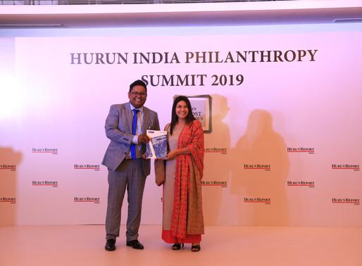 Edelgive Hurun India Philantropy List 2019