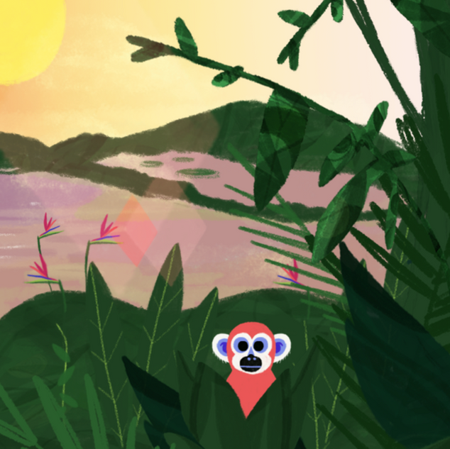 Amazon Rainforest Animation