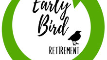 #earlybirdretirement goal, Retire at 47 in 2020!