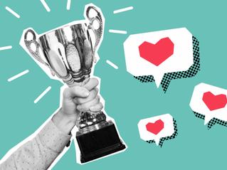 Mag je een wedstrijd organiseren op je sociale media?