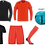 Thumbnail: Pakket doelman/doelvrouw zonder zak