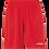 Thumbnail: Center Basic Shorts rood