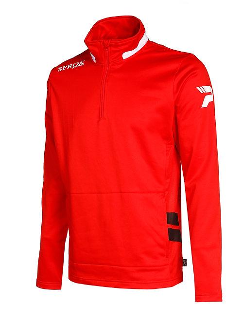 Training sweater half zip - SPROX115