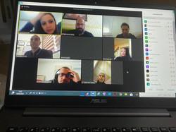 מפגש זום למורי החברה הערבית