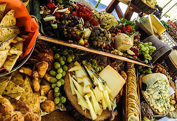 Artisan Cheese Display by Catering Concepts, Inc.