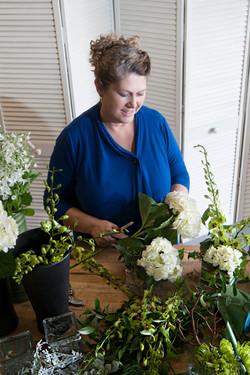 Susan Byrne, Co-Owner & Lead Designe