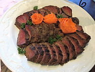 Catering Concepts, Inc's Signatur Sliced Beef Tenderloin