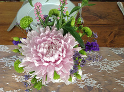 Dhalia Centerpiece Catering Concepts