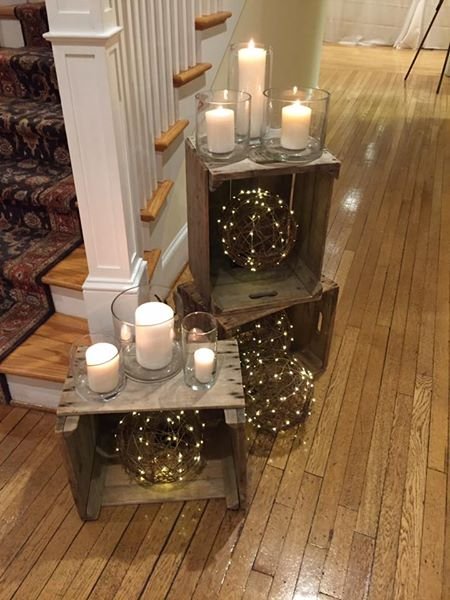 Candle light Decor