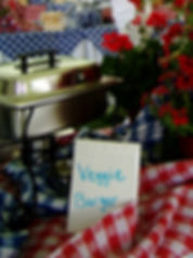 Corporate Picnic Design by Caterin Concepts, Inc.
