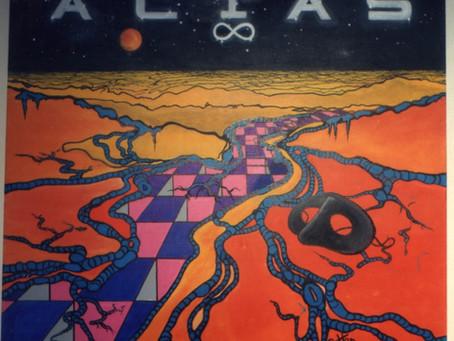 Retrospect Records Releases 80s U.S. Metal Band ALIAS' Debut Album