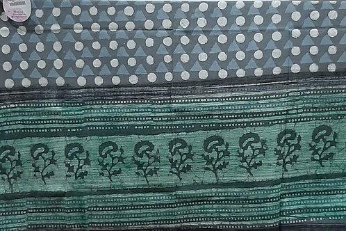 BrushDabu Cotton Dupatta