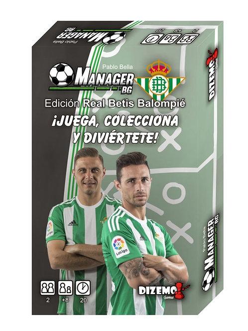 Manager BG, edición Real Betis