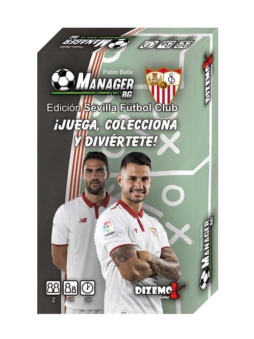 Manager BG, edición Sevilla FC