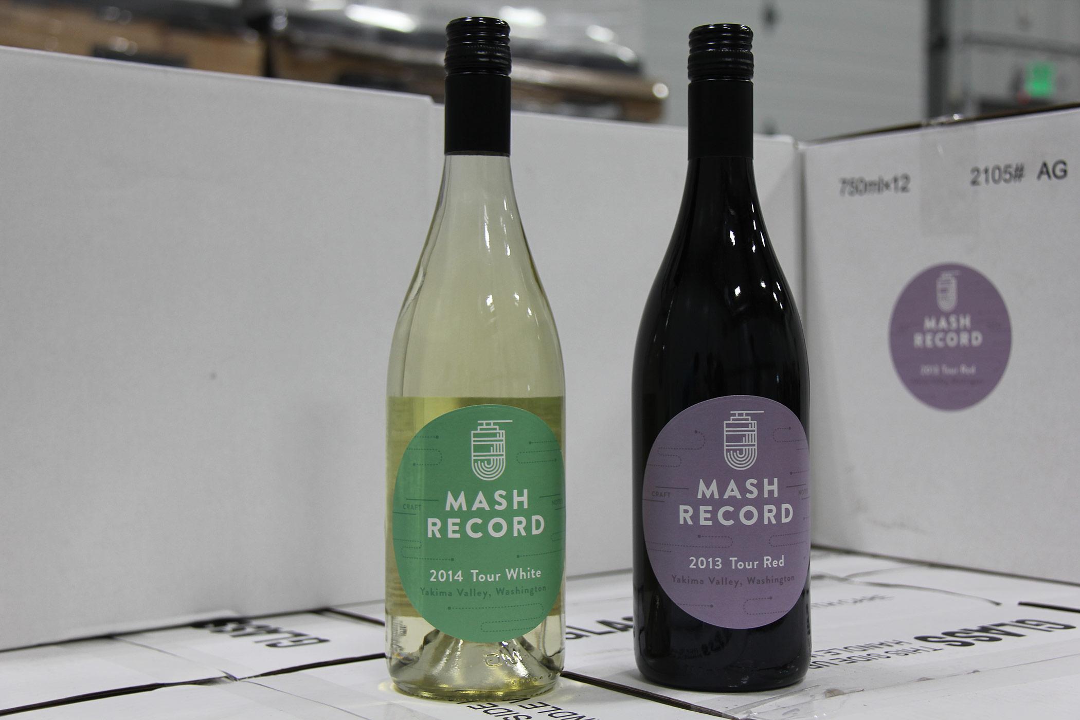 Mash Record Wines