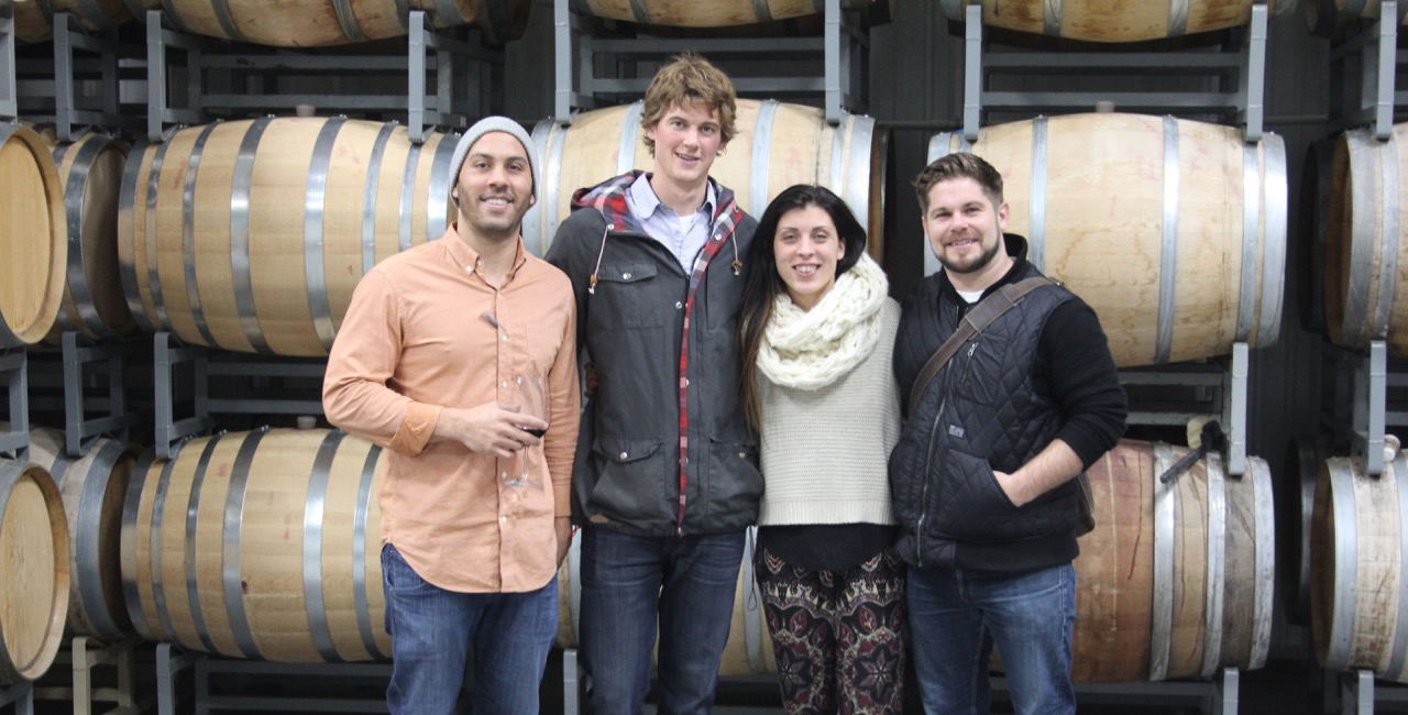 Mash Record Wines Team