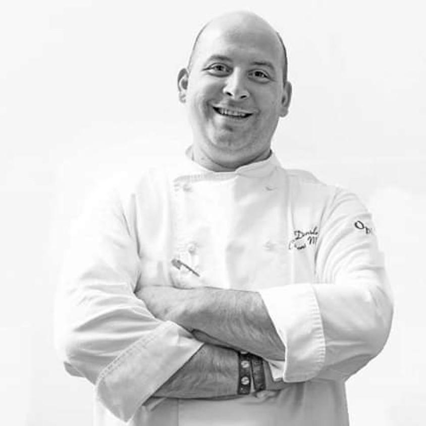 Evento di Apertura - Chef Daniele Citeroni Maurizi