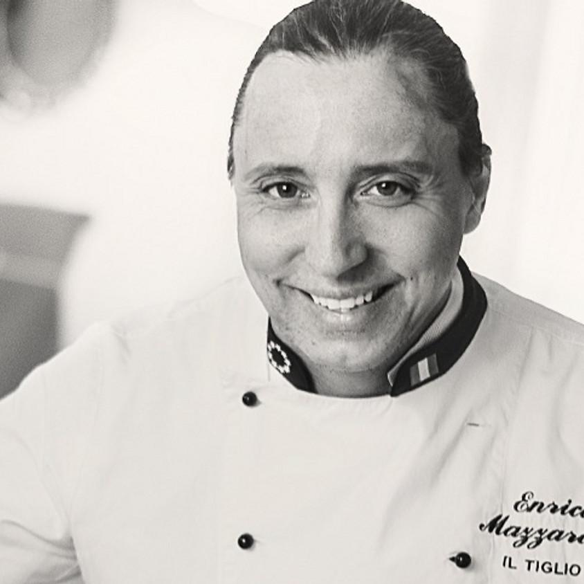 Cena Evento - Chef Enrico Mazzaroni