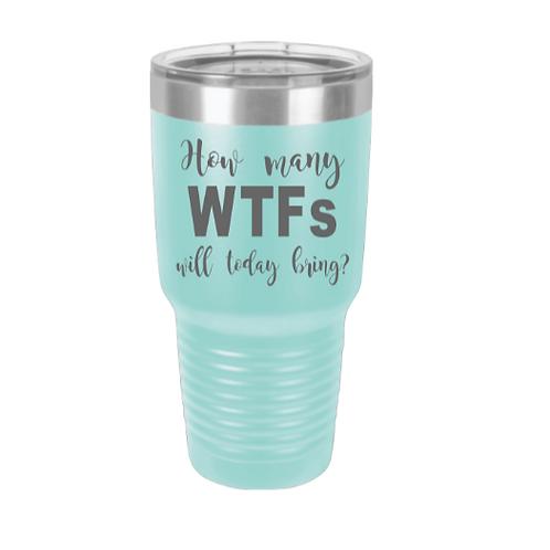 How many WTFs?