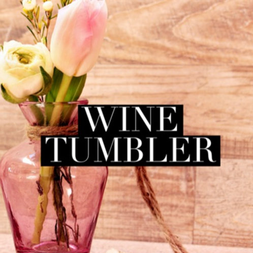 Wine tumbler Mystery Mother's Day box!