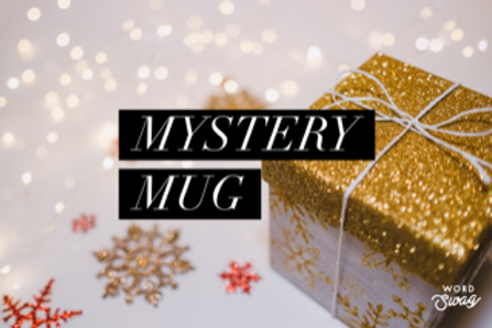Holiday themed MYSTERY mug