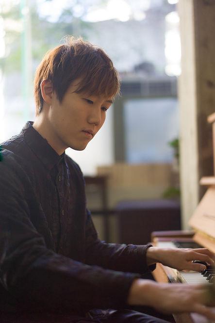 園田涼 Ryo Sonoda ピアノ piano