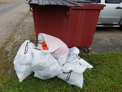 Fall 2018 Trash Cleanup