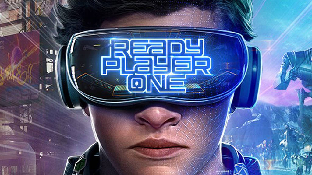 Movie Review: Ready Player 1 - Ernest Cline & Steven