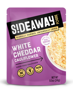 White Cheddar Cauliflower