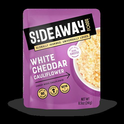 White Cheddar Cauliflower