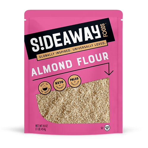 FREE SAMPLE-Almond Flour