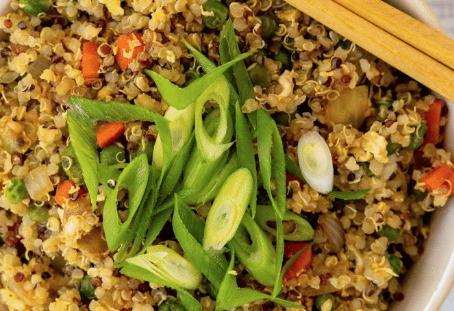 Quinoa Fried Rice