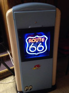 Route 66 Gas Light