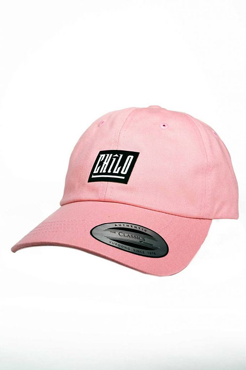 PinkClassic Dad Hat