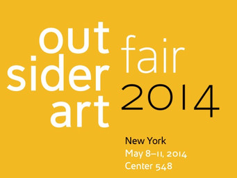 Visit our Booth at The 2014 Outsider Art Fair in New York City