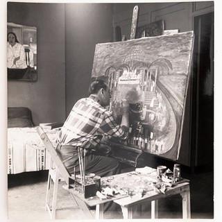 Ralph Fasanella (1914 - 1997)